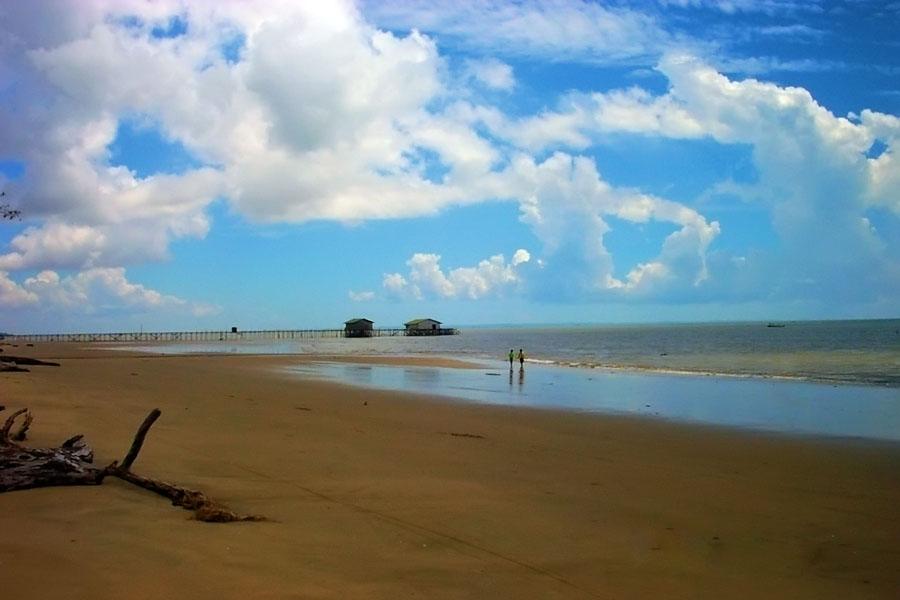 pantai amal tarakan